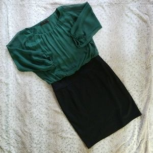 Emerald Nights Dress